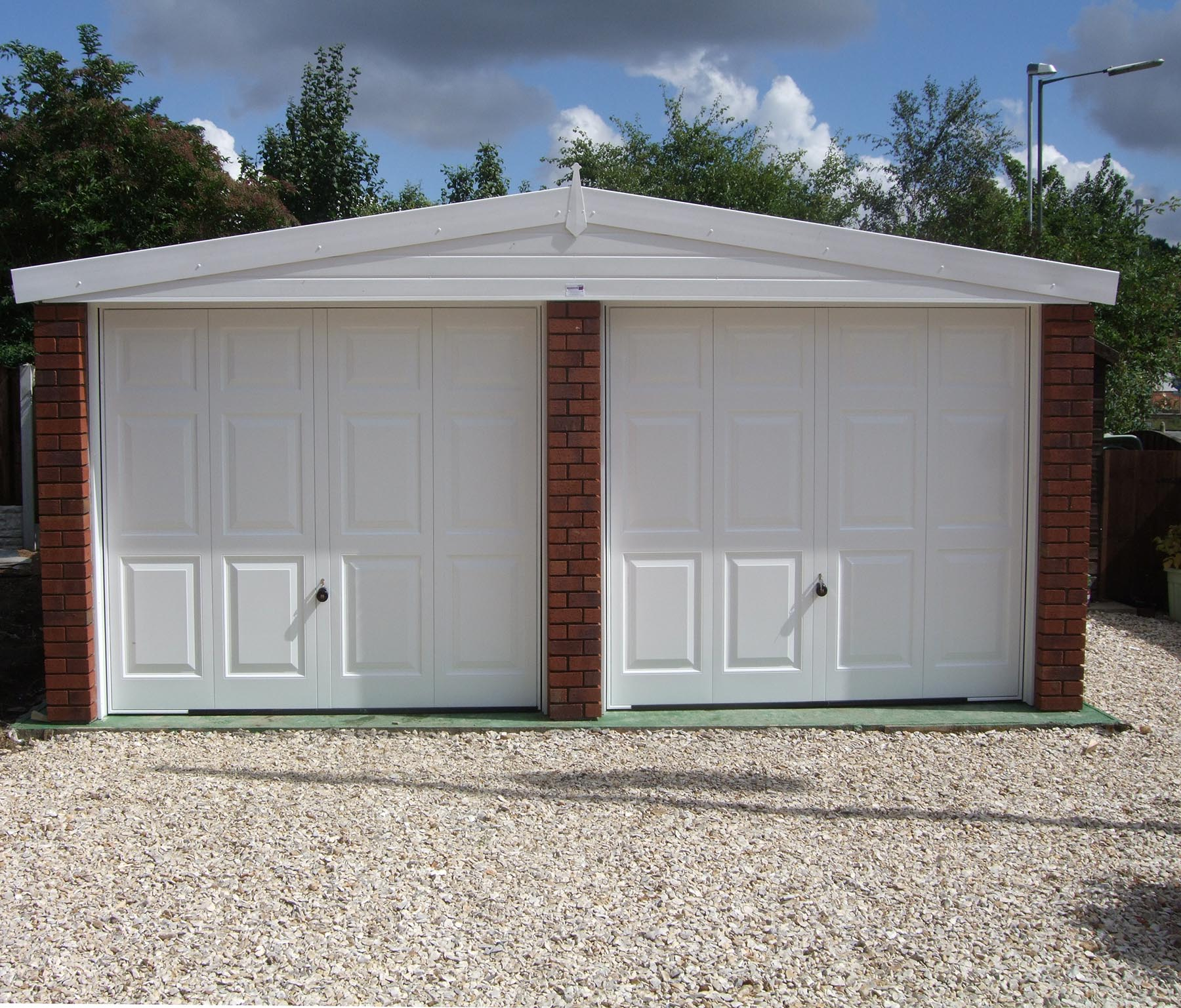 Garages Direct How a garage can protect your car