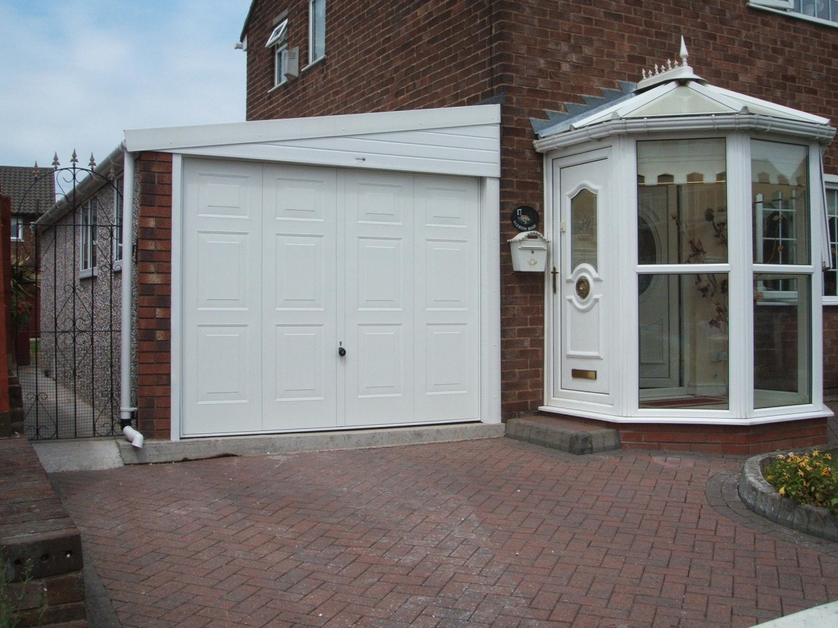 Garages Direct Lean To Garages